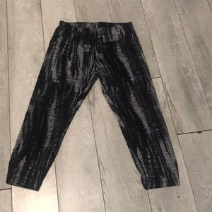 Calvin Klein performance work out capris